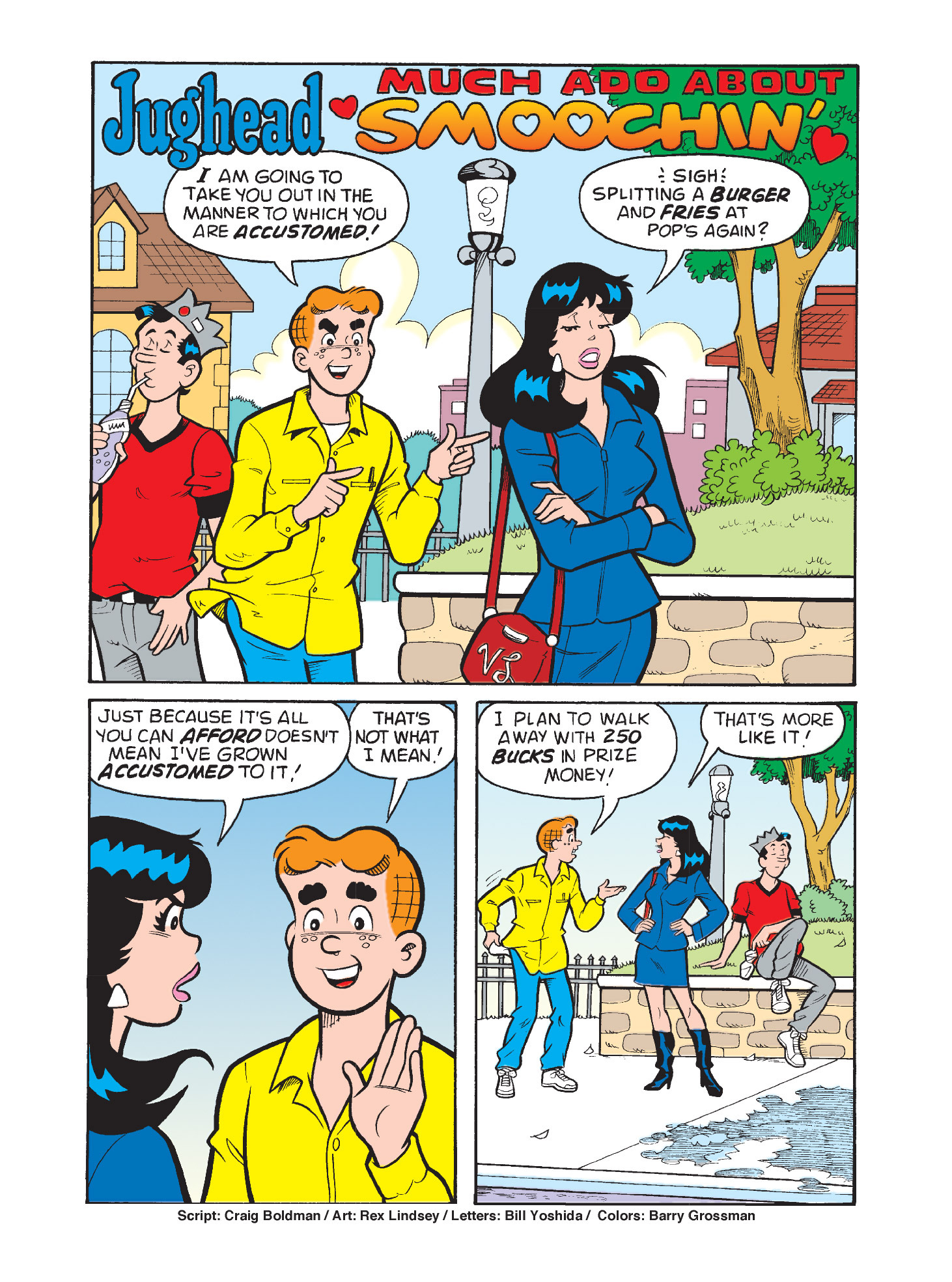 Read online Archie's Funhouse Double Digest comic -  Issue #9 - 94