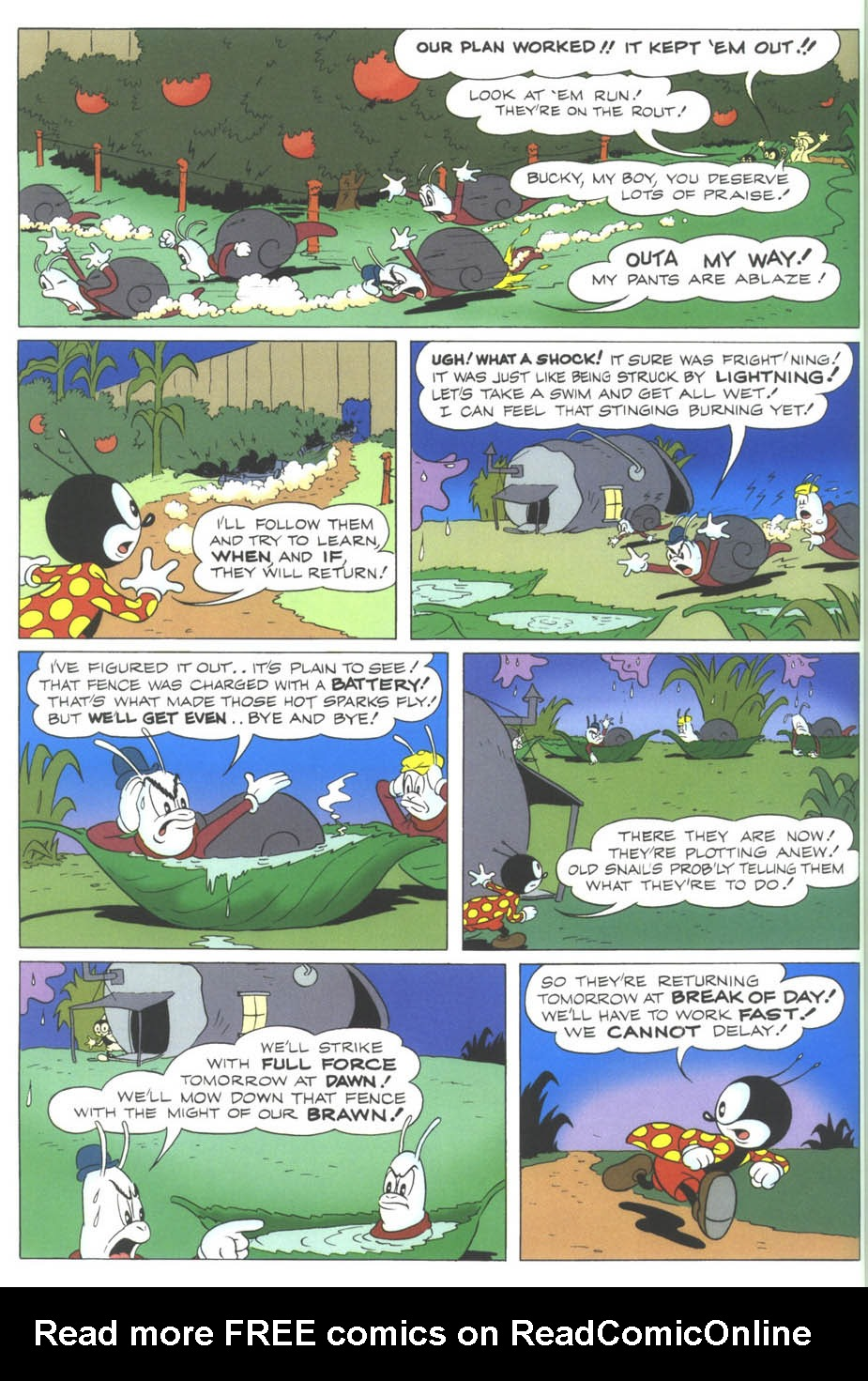 Walt Disney's Comics and Stories issue 609 - Page 46