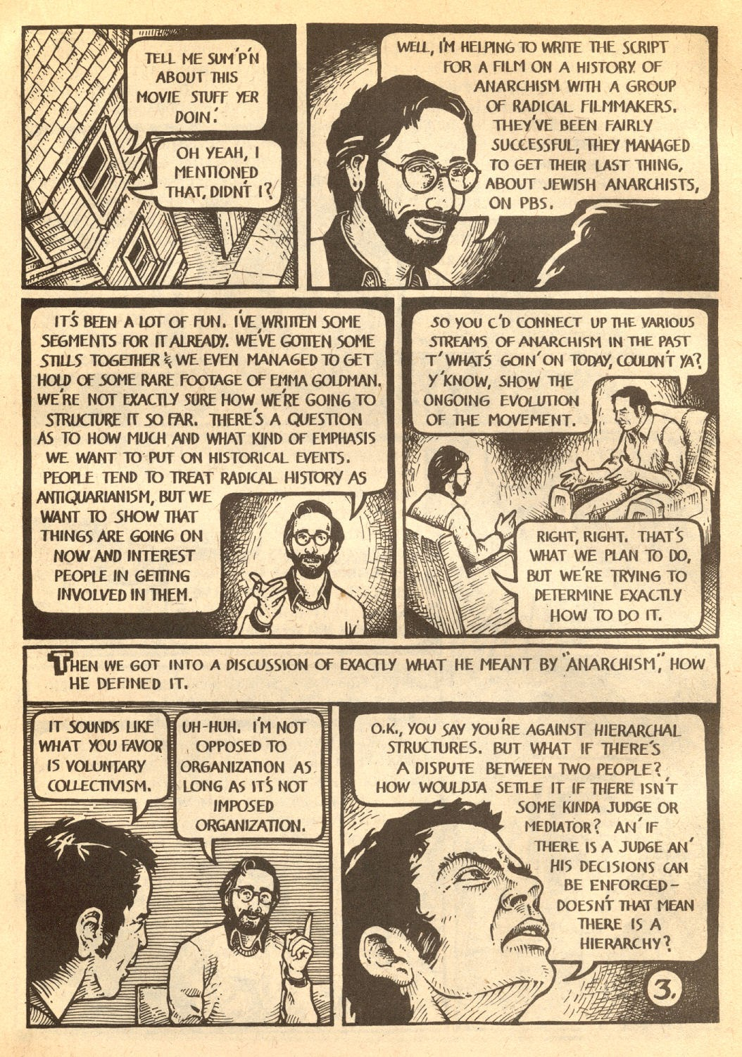 American Splendor (1976) issue 7 - Page 42