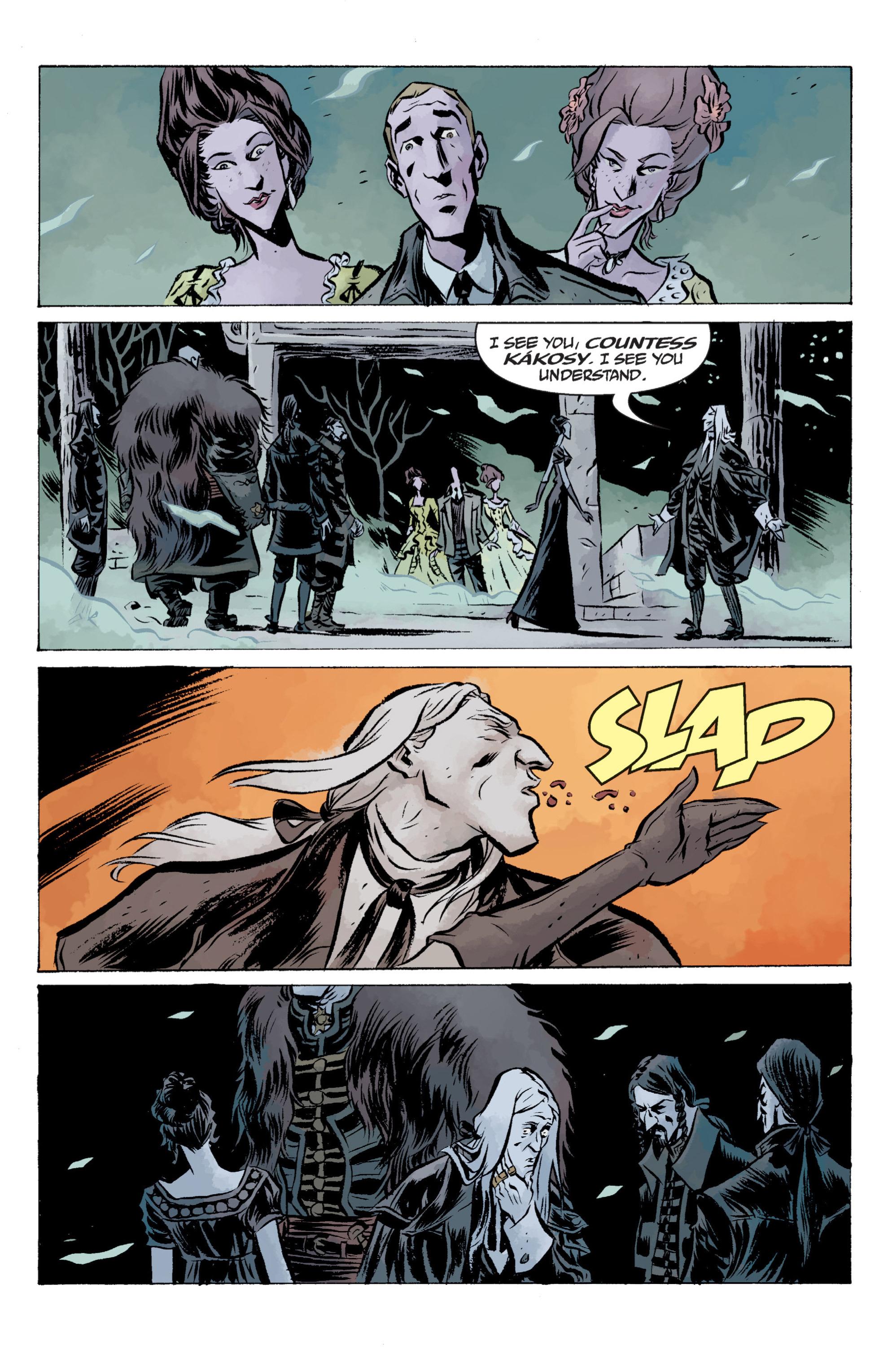 Read online B.P.R.D. (2003) comic -  Issue # TPB 13 - 75