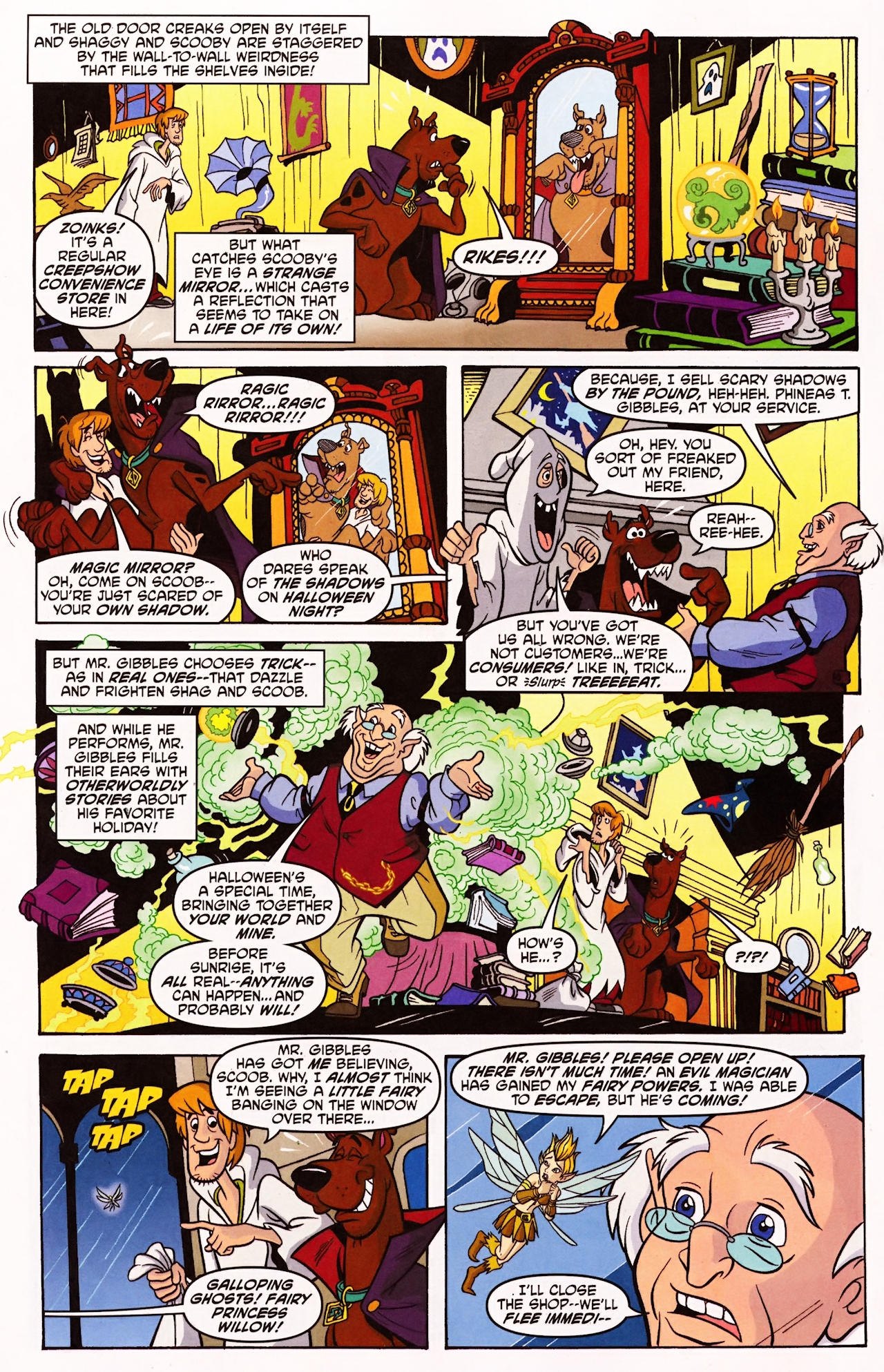 Read online Scooby-Doo (1997) comic -  Issue #141 - 5