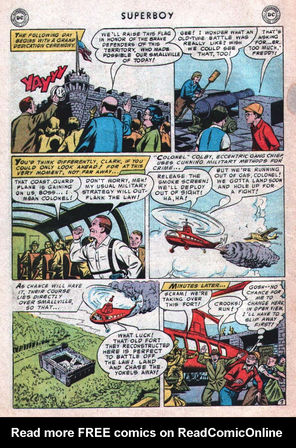 Superboy (1949) issue 46 - Page 23