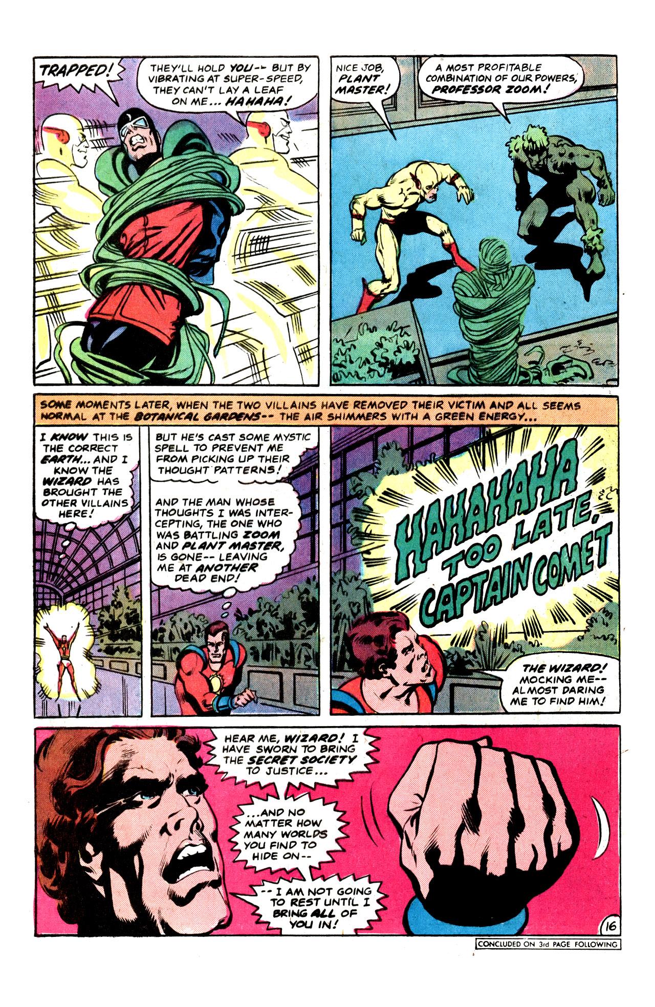 Read online Secret Society of Super-Villains comic -  Issue #15 - 28