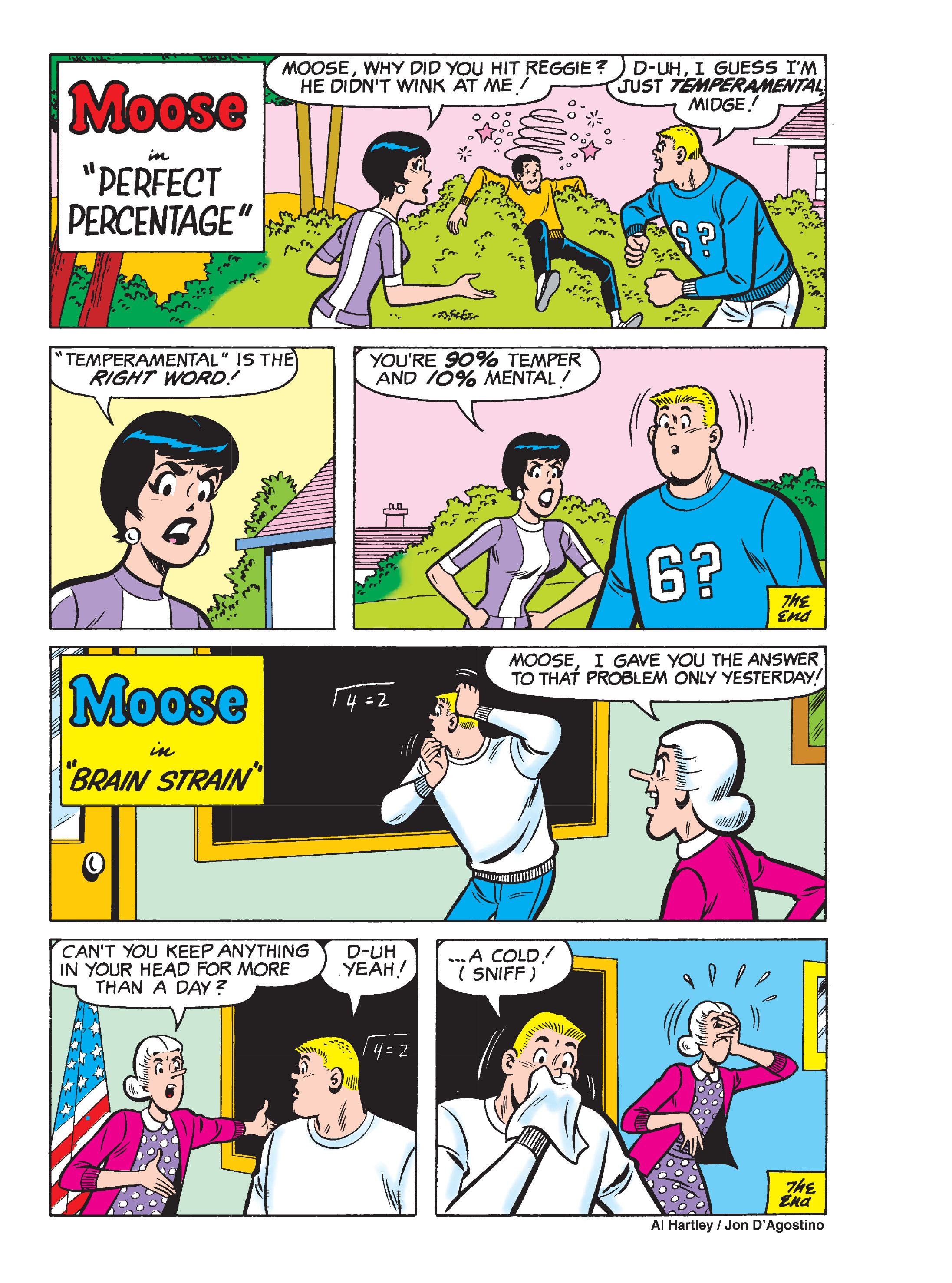 Read online Archie's Funhouse Double Digest comic -  Issue #13 - 60