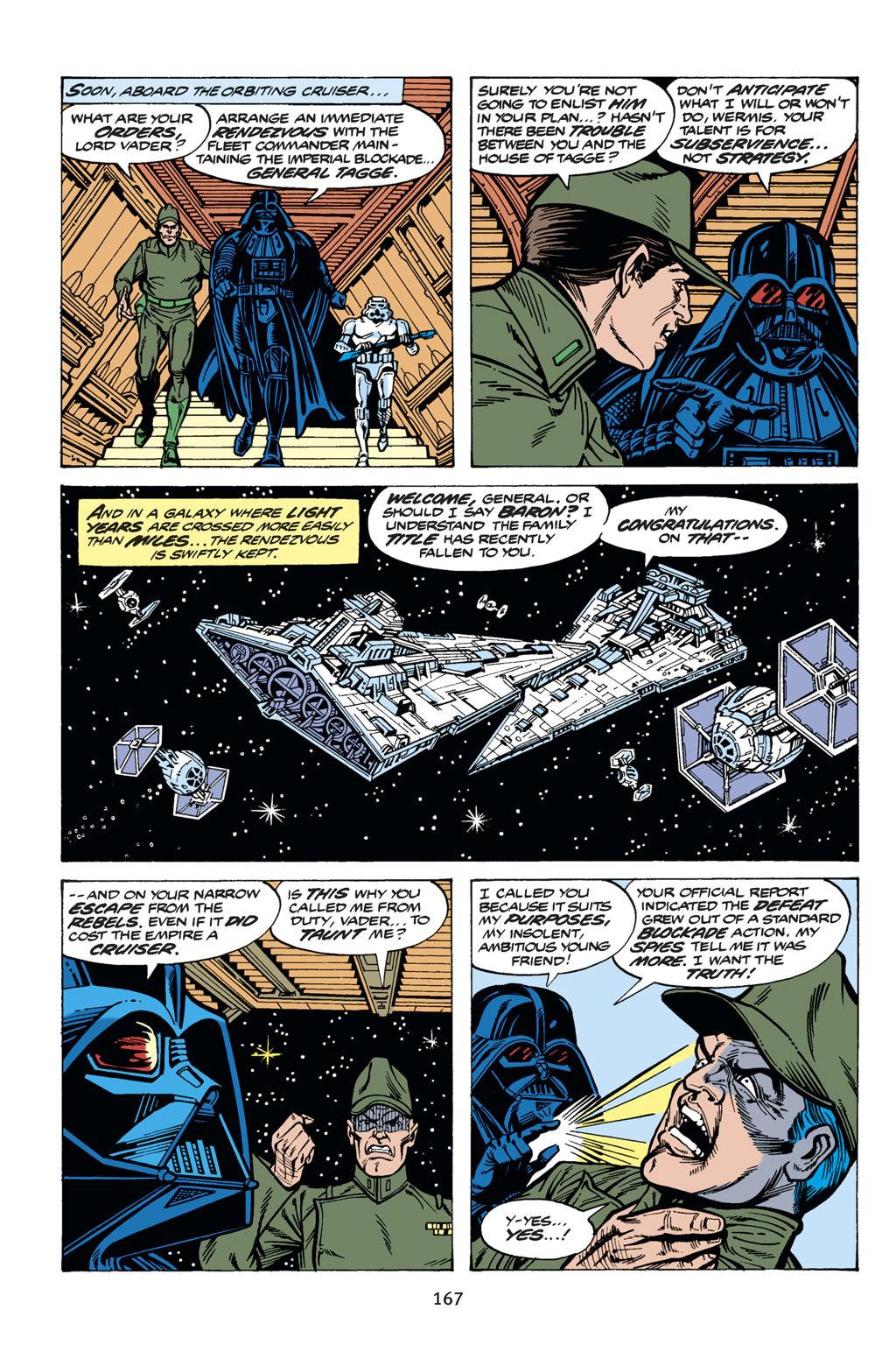 Read online Star Wars Omnibus comic -  Issue # Vol. 14 - 166