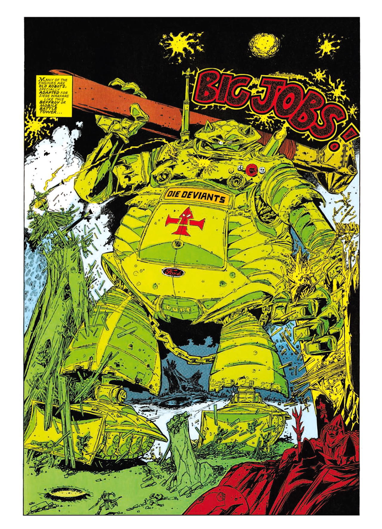Read online Nemesis The Warlock comic -  Issue # TPB Deviant Edition - 175