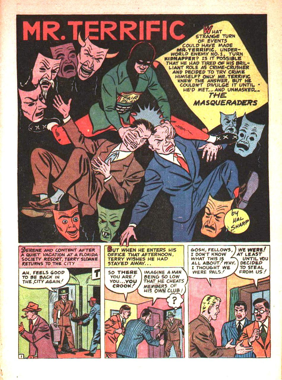 Read online Sensation (Mystery) Comics comic -  Issue #20 - 43