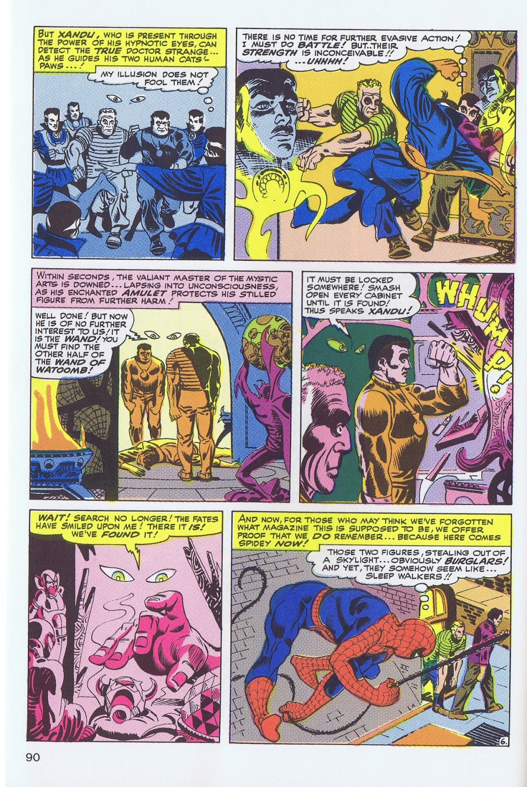 Doctor Strange: Master of the Mystic Arts issue TPB - Page 85