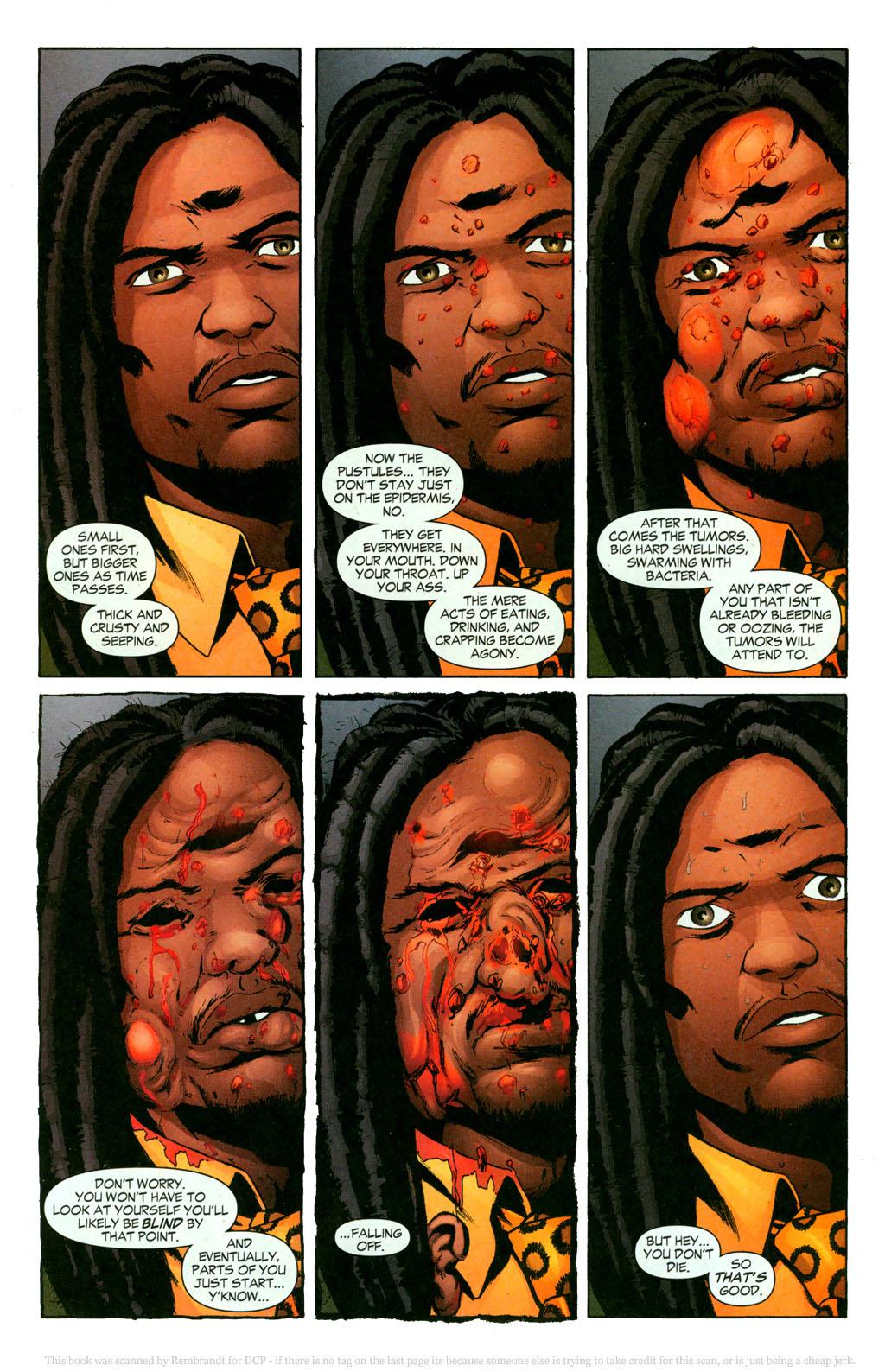 Read online Fallen Angel (2003) comic -  Issue #11 - 13