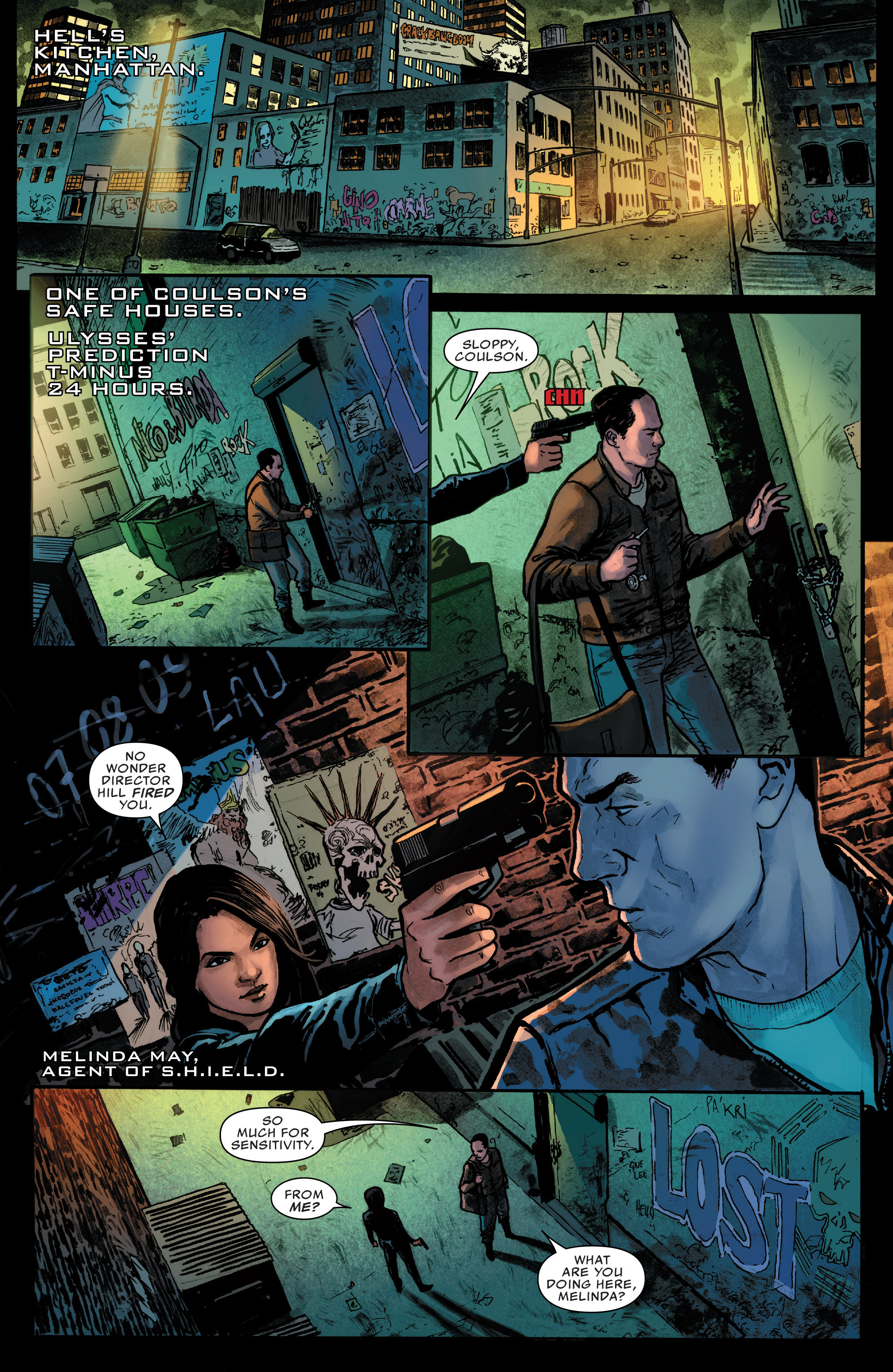 Read online Agents of S.H.I.E.L.D. comic -  Issue #8 - 7