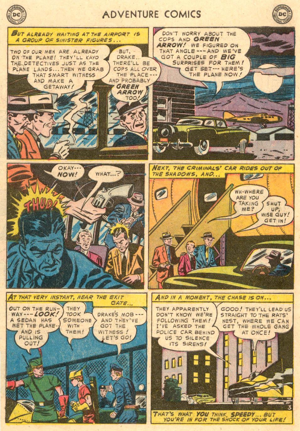 Read online Adventure Comics (1938) comic -  Issue #193 - 36