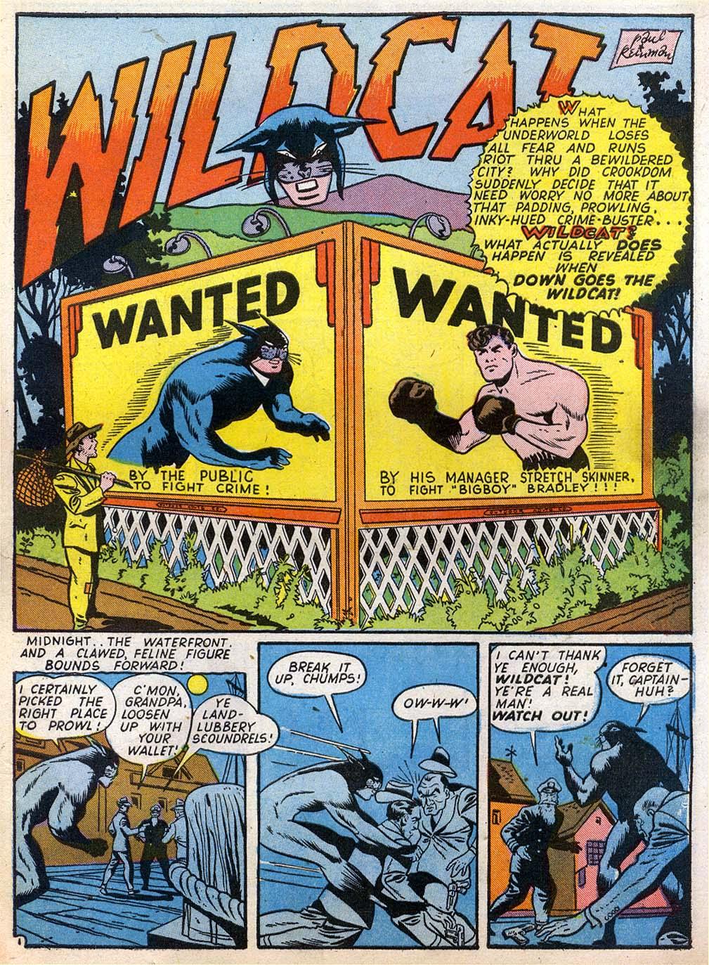 Read online Sensation (Mystery) Comics comic -  Issue #27 - 49