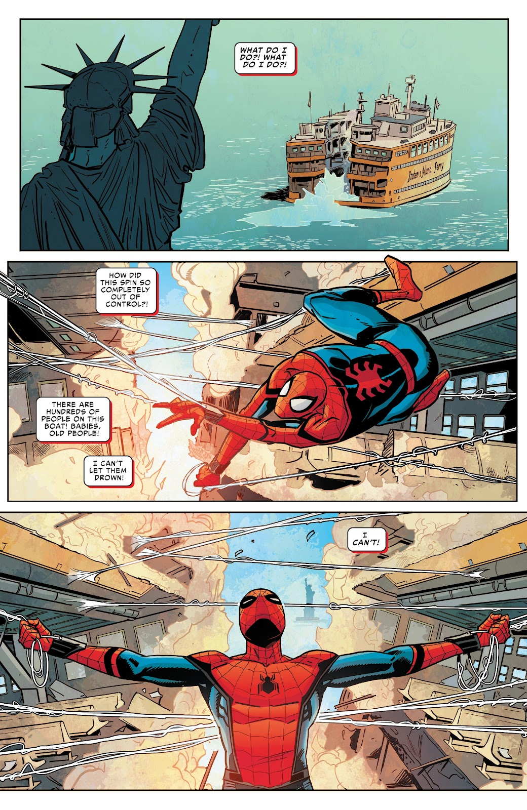 Read online Spider-Man: Far From Home Prelude comic -  Issue #2 - 11