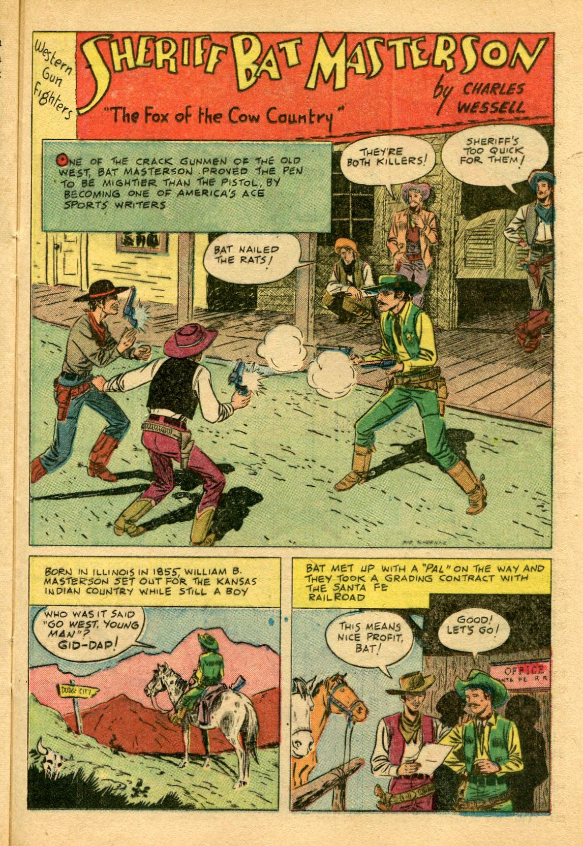 Read online Shadow Comics comic -  Issue #69 - 35