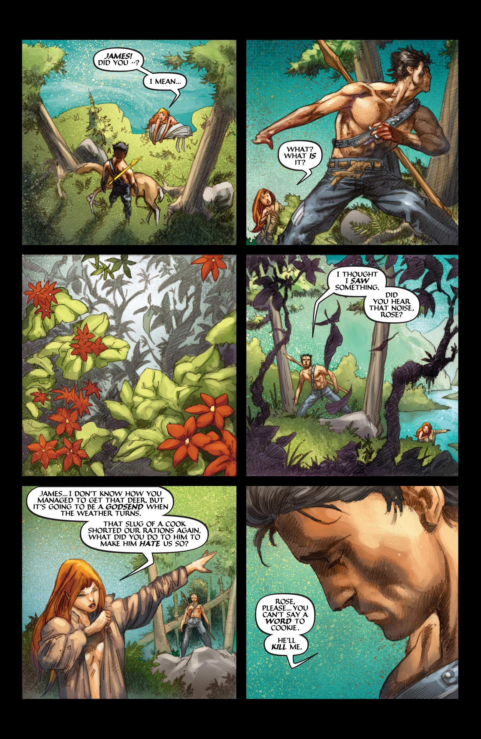 Read online Wolverine: The Origin comic -  Issue #4 - 16