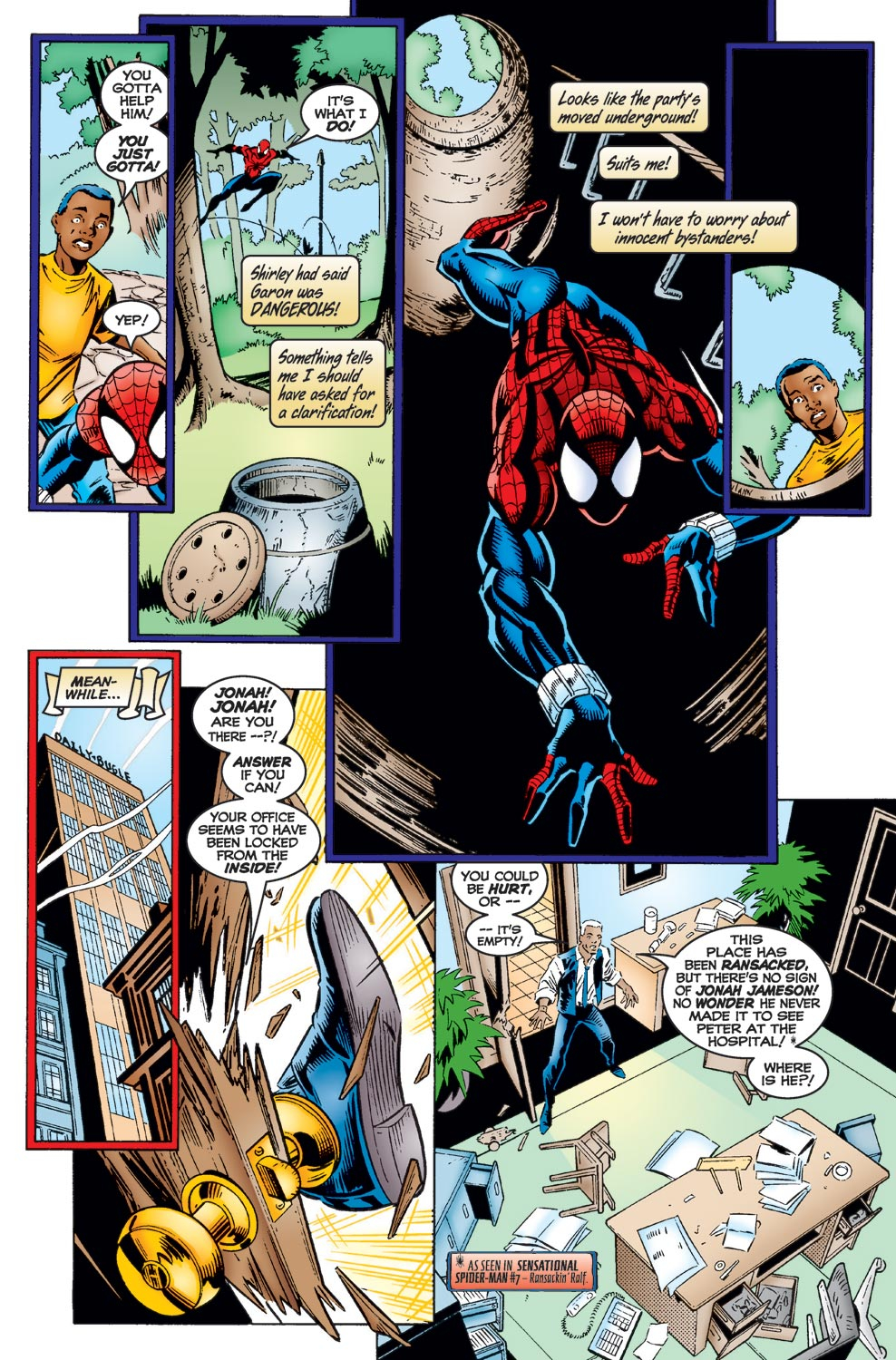 The Amazing Spider-Man (1963) 414 Page 13