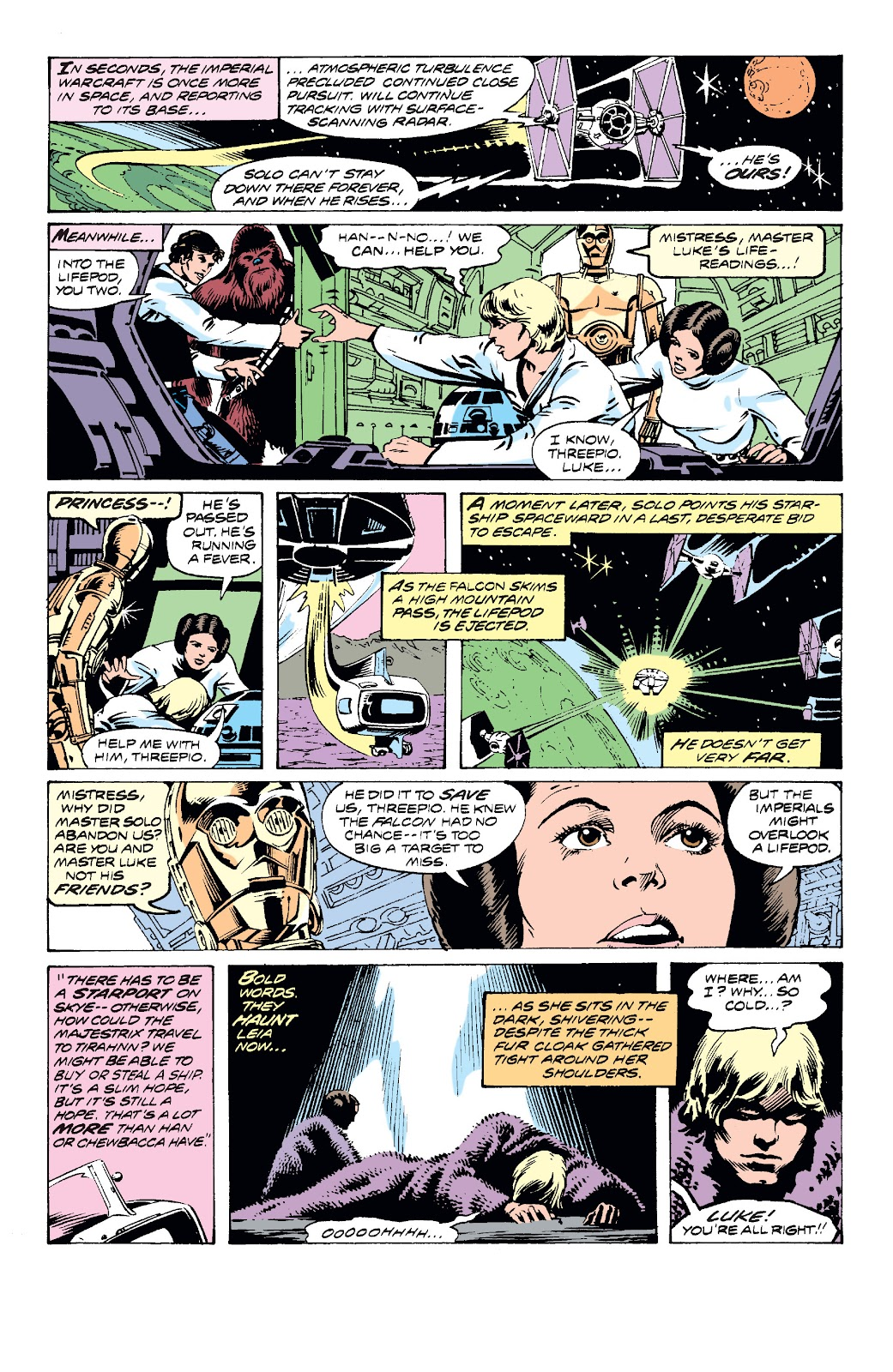 Read online Star Wars Legends: The Original Marvel Years - Epic Collection comic -  Issue # TPB 2 (Part 3) - 18