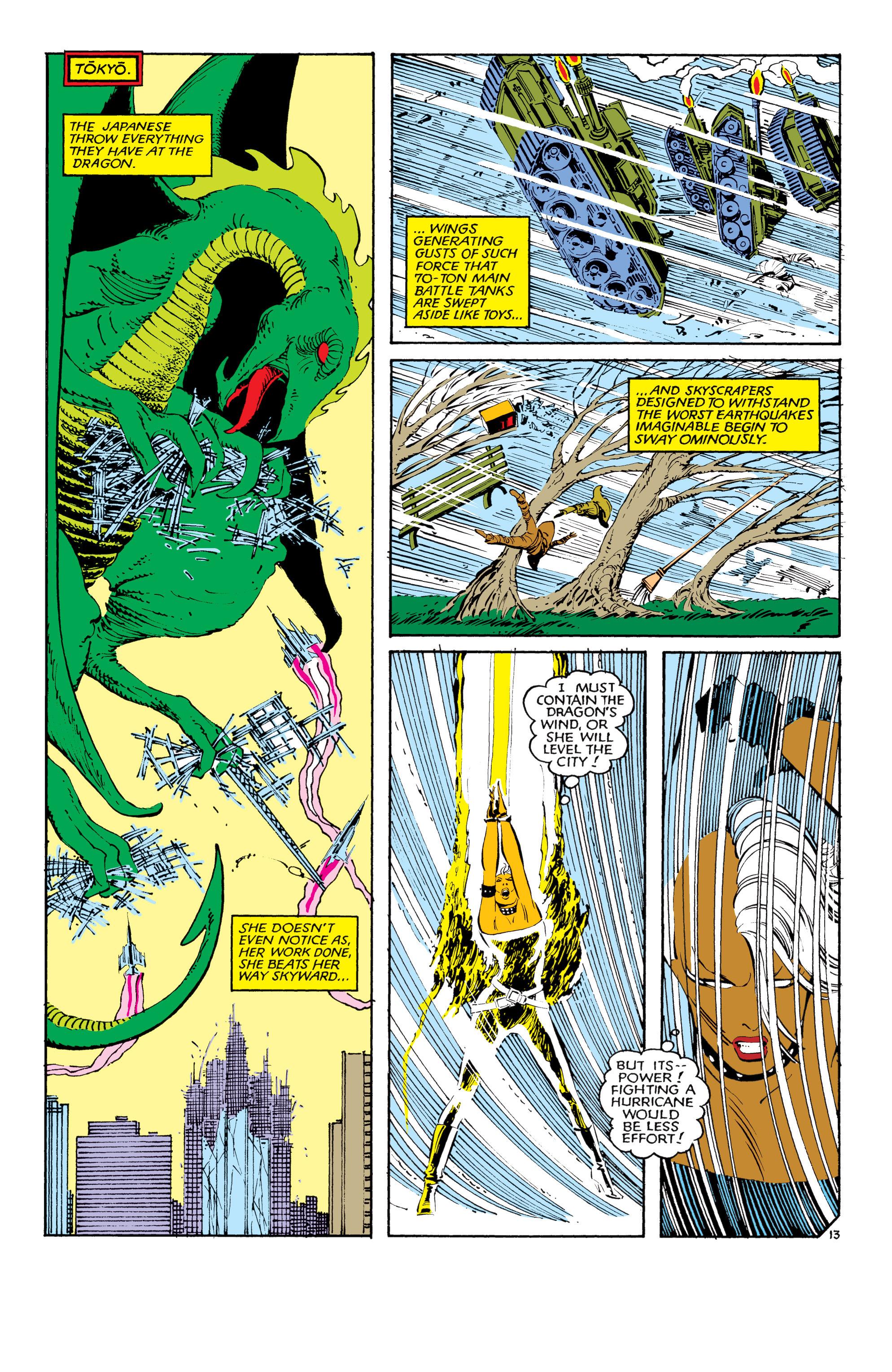 Read online Uncanny X-Men (1963) comic -  Issue #181 - 13