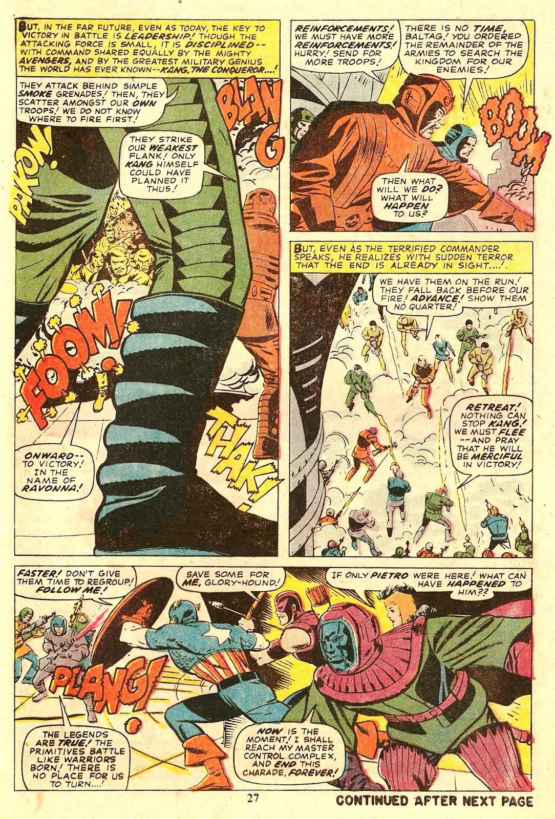 Marvel Triple Action (1972) issue 18 - Page 29