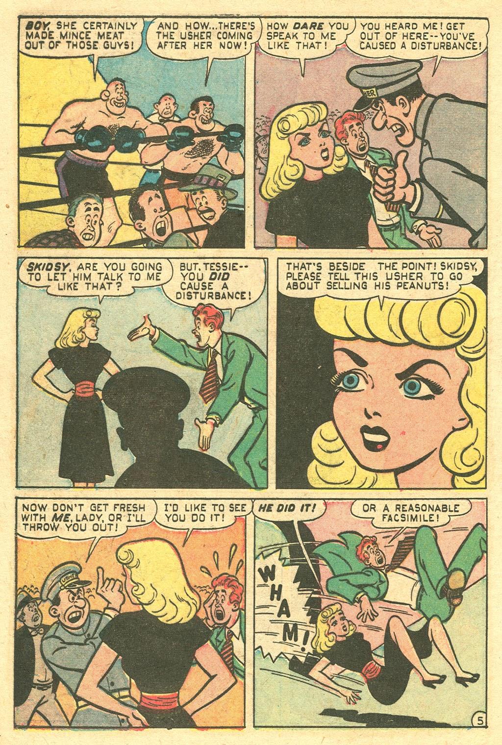 Tessie the Typist issue 11 - Page 8