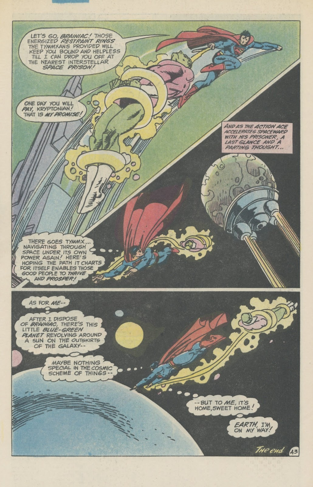 Read online Superman Special (1983) comic -  Issue #2 - 49