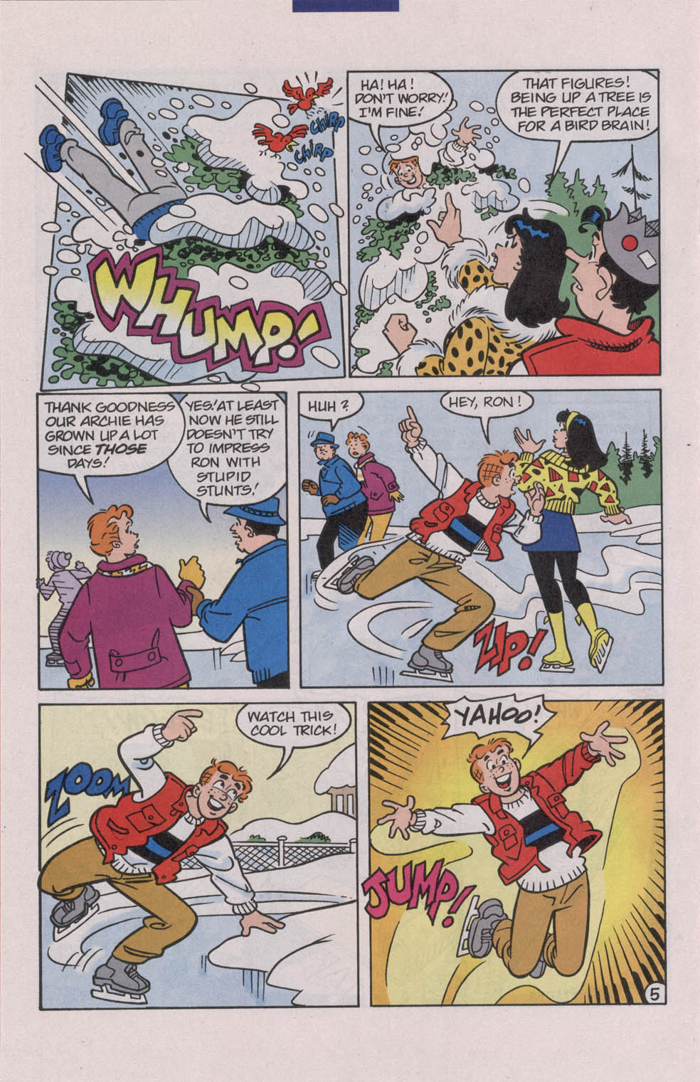Read online Archie (1960) comic -  Issue #543 - 24
