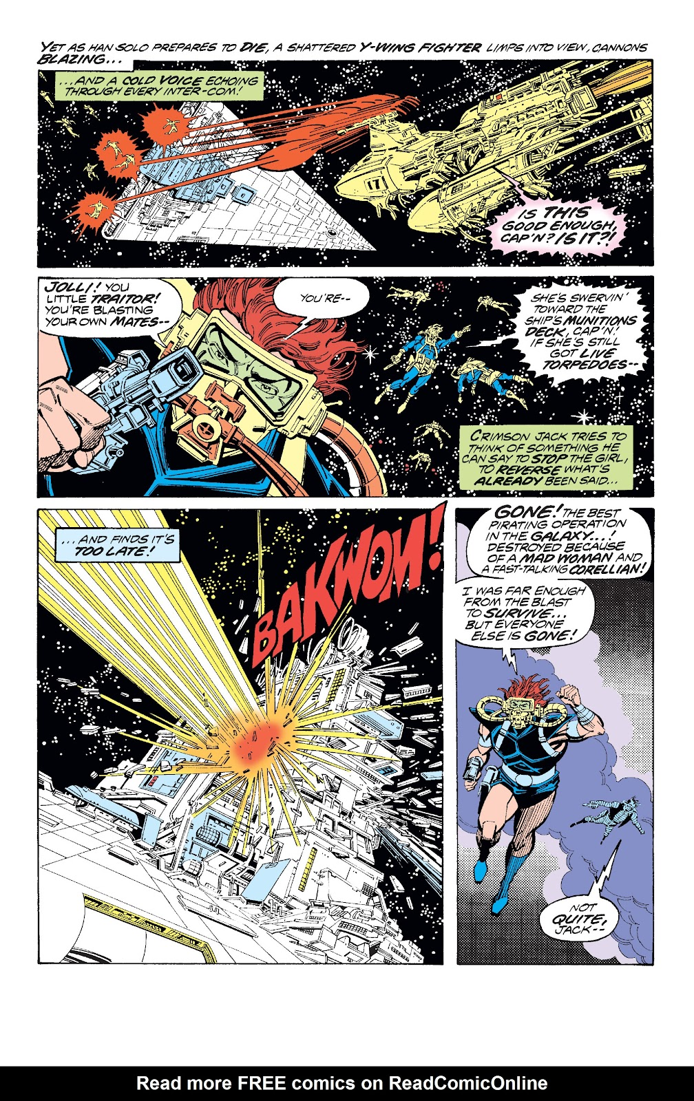 Read online Star Wars Legends: The Original Marvel Years - Epic Collection comic -  Issue # TPB 1 (Part 3) - 77