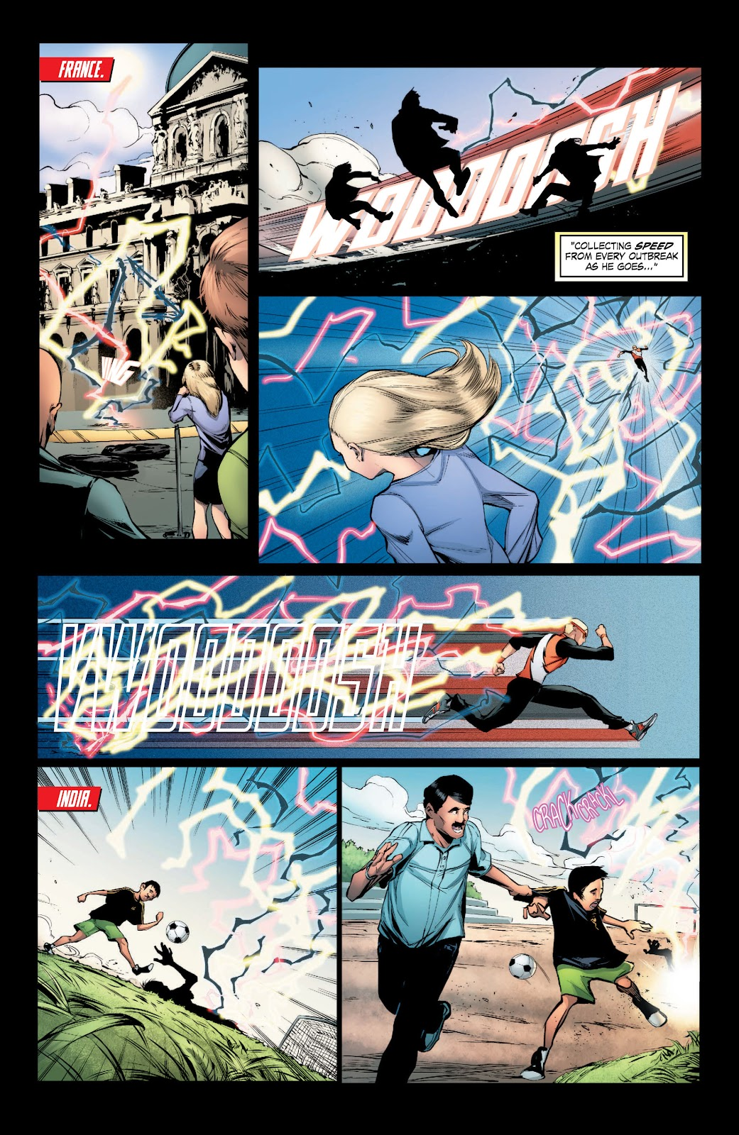 Read online Smallville Season 11 [II] comic -  Issue # TPB 3 - 107