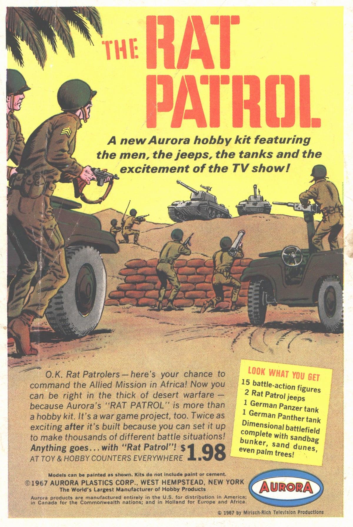 Read online Adventure Comics (1938) comic -  Issue #356 - 36