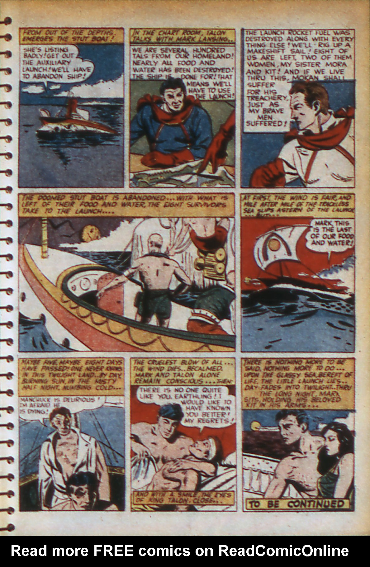 Read online Adventure Comics (1938) comic -  Issue #56 - 26