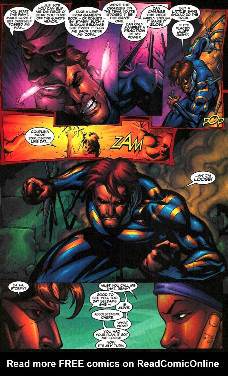 X-Men (1991) 104 Page 13