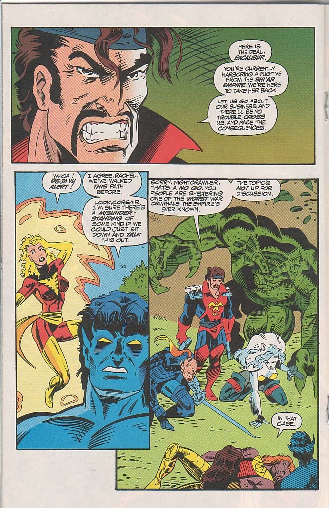 Excalibur (1988) issue 68 - Page 12