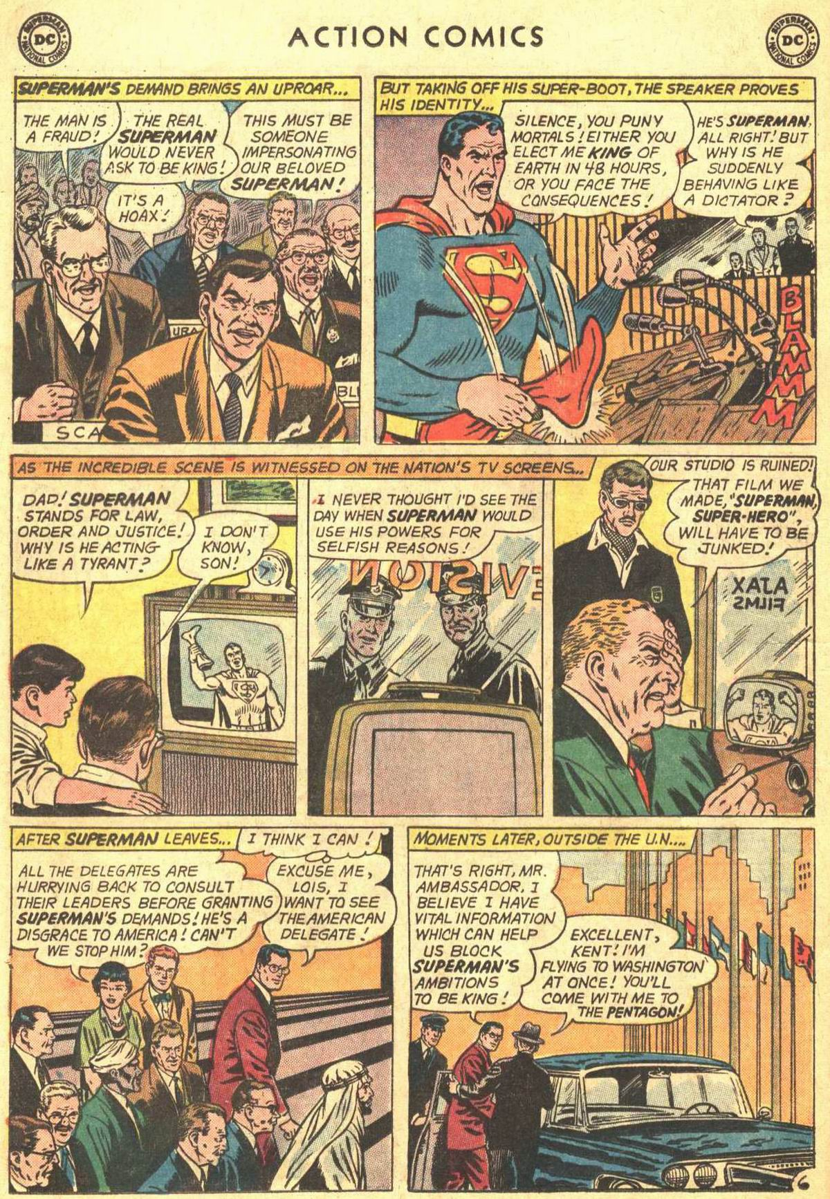 Action Comics (1938) 311 Page 7
