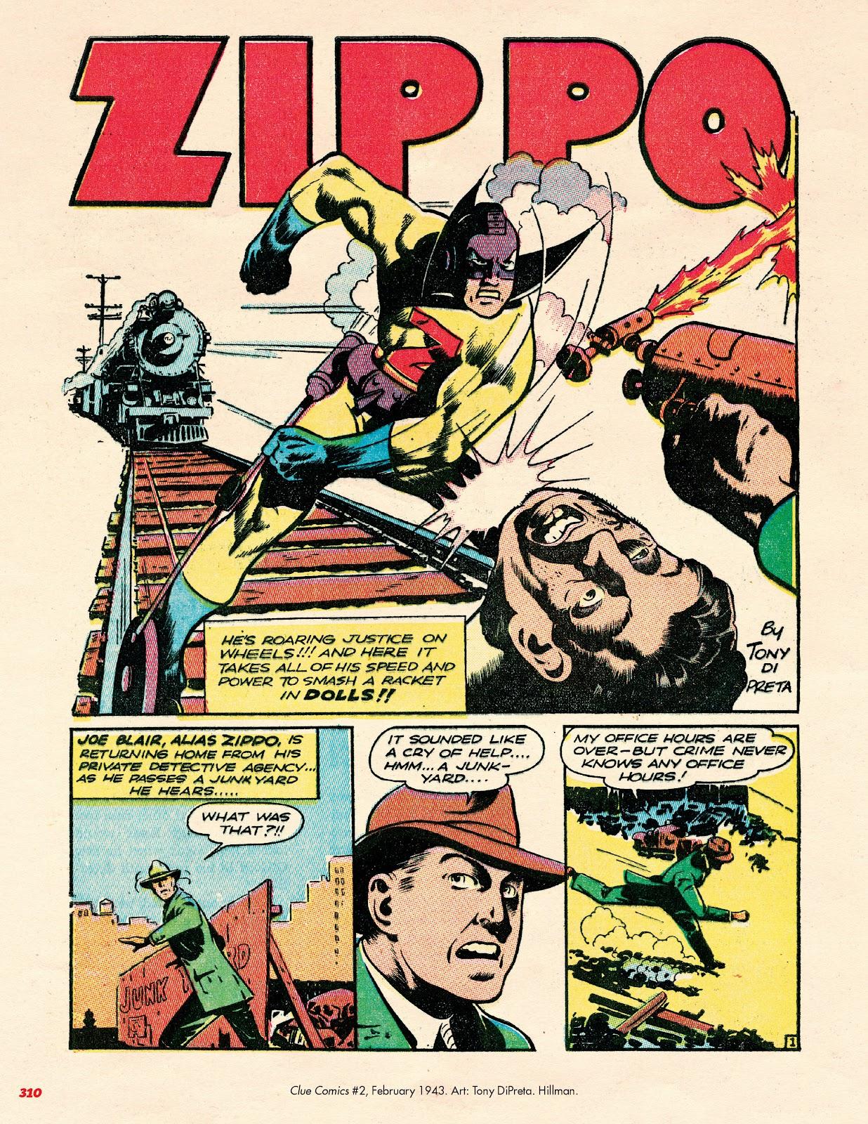 Read online Super Weird Heroes comic -  Issue # TPB 1 (Part 3) - 110