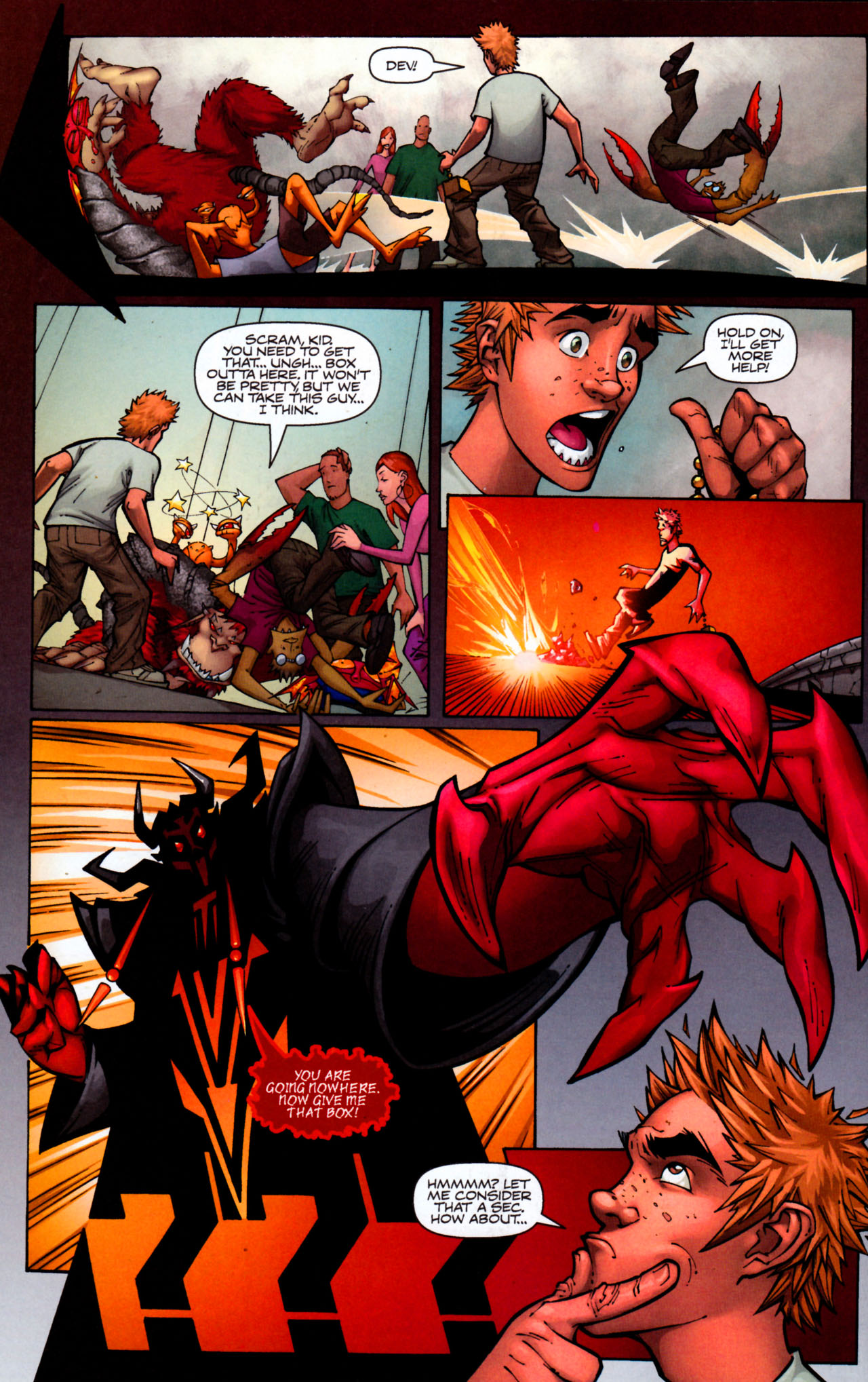 Read online Shrugged (2006) comic -  Issue #8 - 28