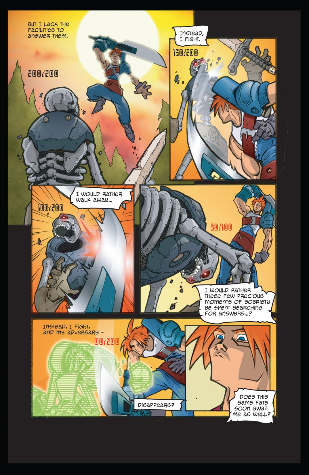 Read online Nightmare World comic -  Issue # Vol. 1 Thirteen Tales of Terror - 84