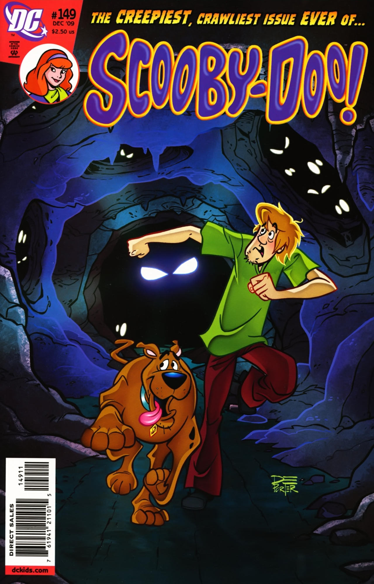 Read online Scooby-Doo (1997) comic -  Issue #149 - 1