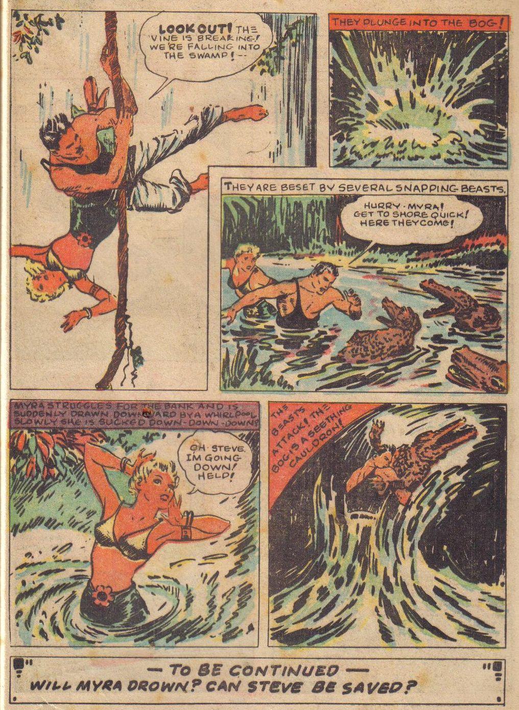 Read online Adventure Comics (1938) comic -  Issue #24 - 65