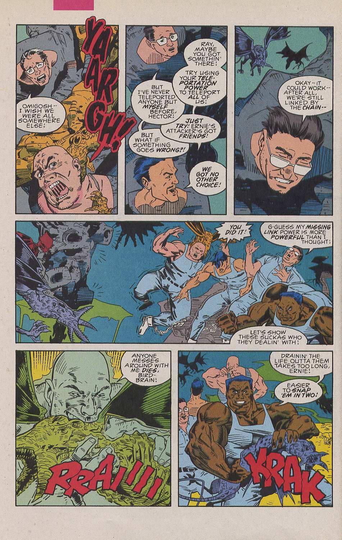 Read online Sleepwalker comic -  Issue #19 - 3