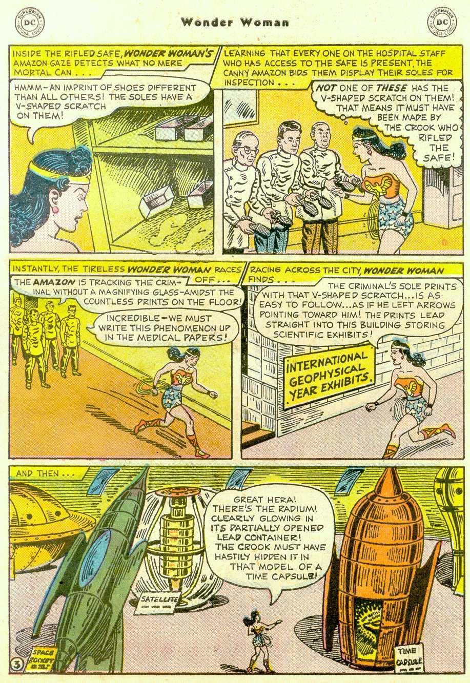 Read online Wonder Woman (1942) comic -  Issue #96 - 28
