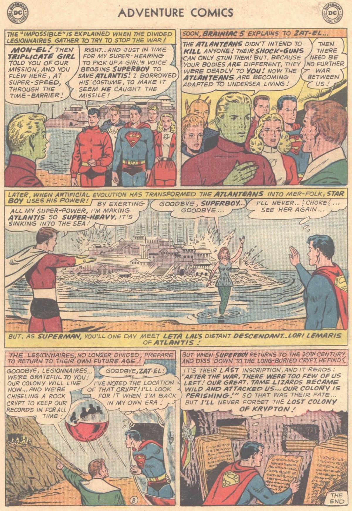 Read online Adventure Comics (1938) comic -  Issue #333 - 18