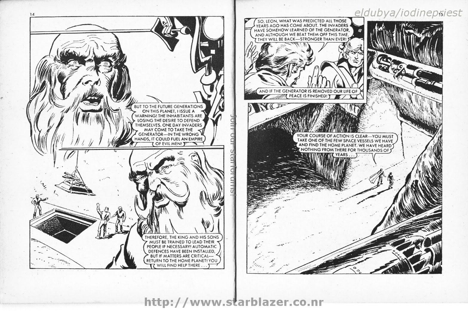 Starblazer issue 33 - Page 9