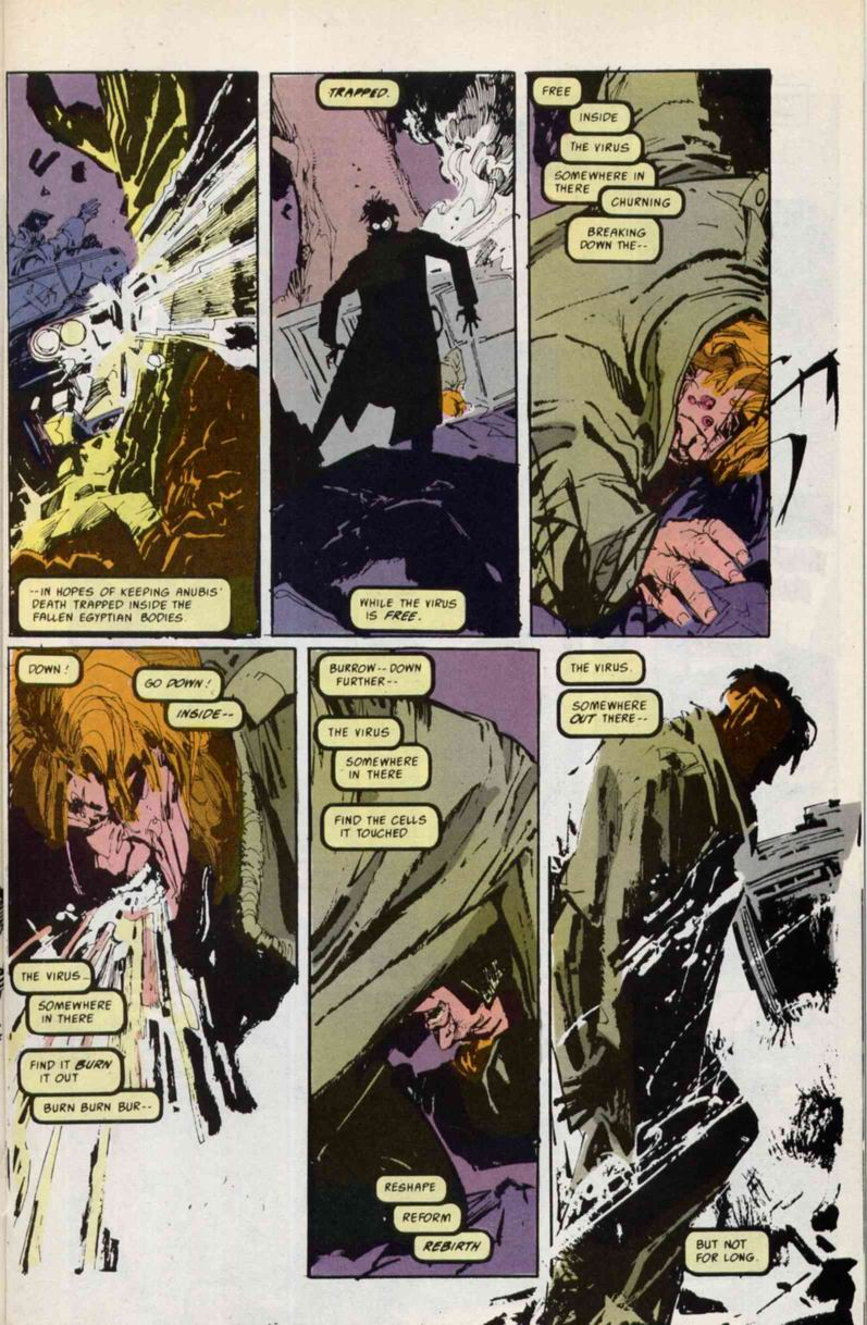 Read online Doctor Zero comic -  Issue #4 - 17