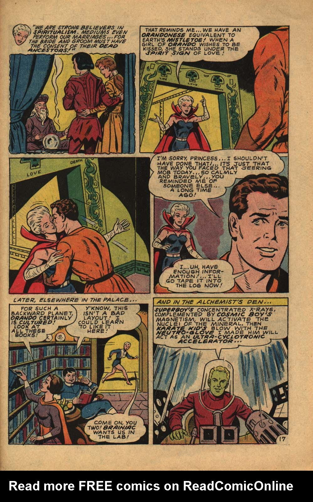 Read online Adventure Comics (1938) comic -  Issue #362 - 27