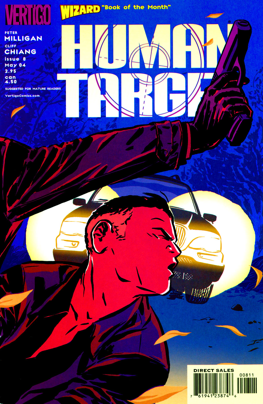 Human Target (2003) issue 8 - Page 1