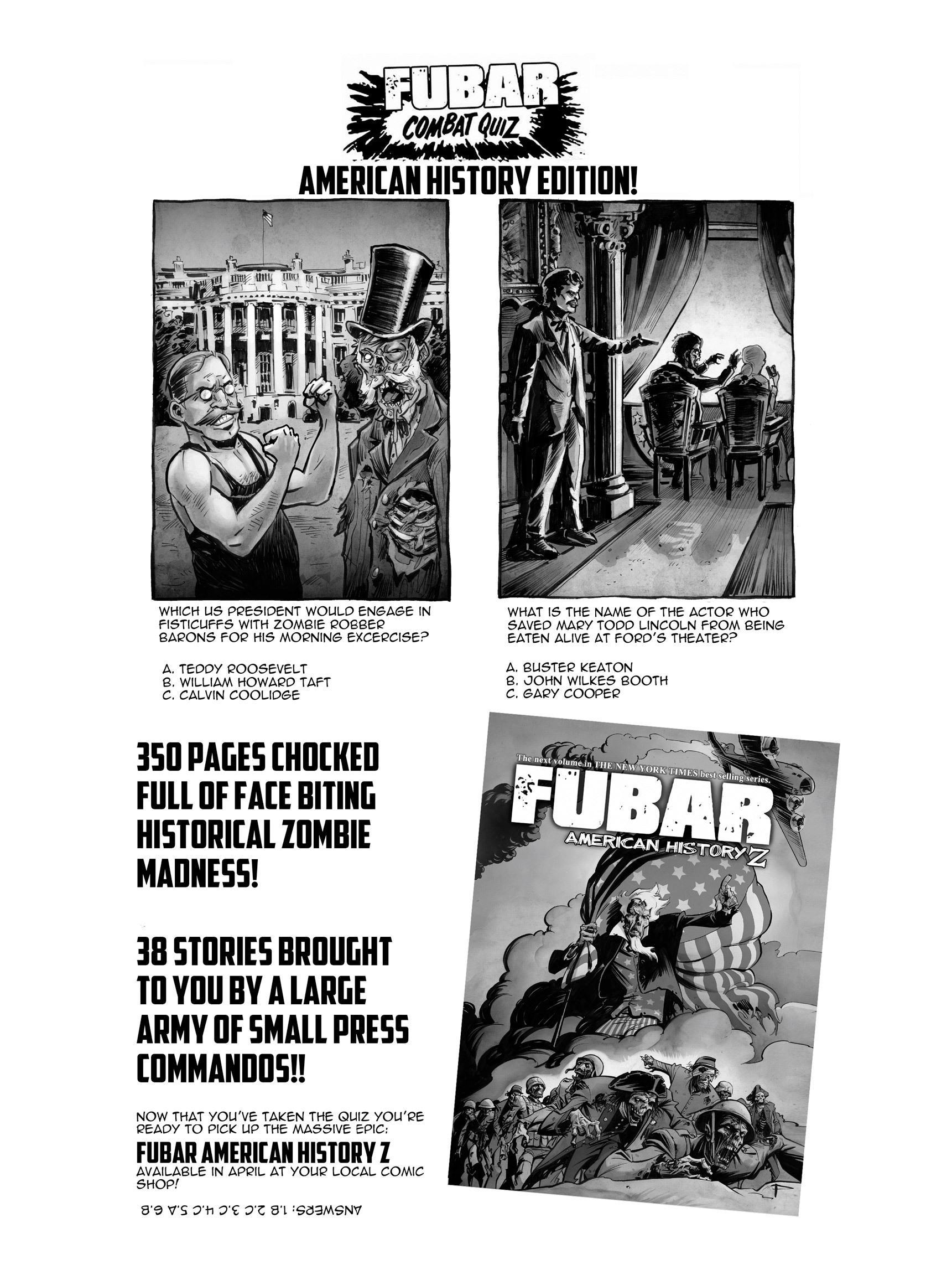 Read online FUBAR comic -  Issue #3 - 389