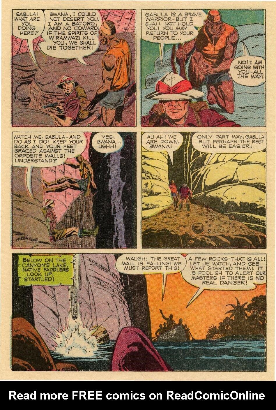 Tarzan (1962) issue 194 - Page 9