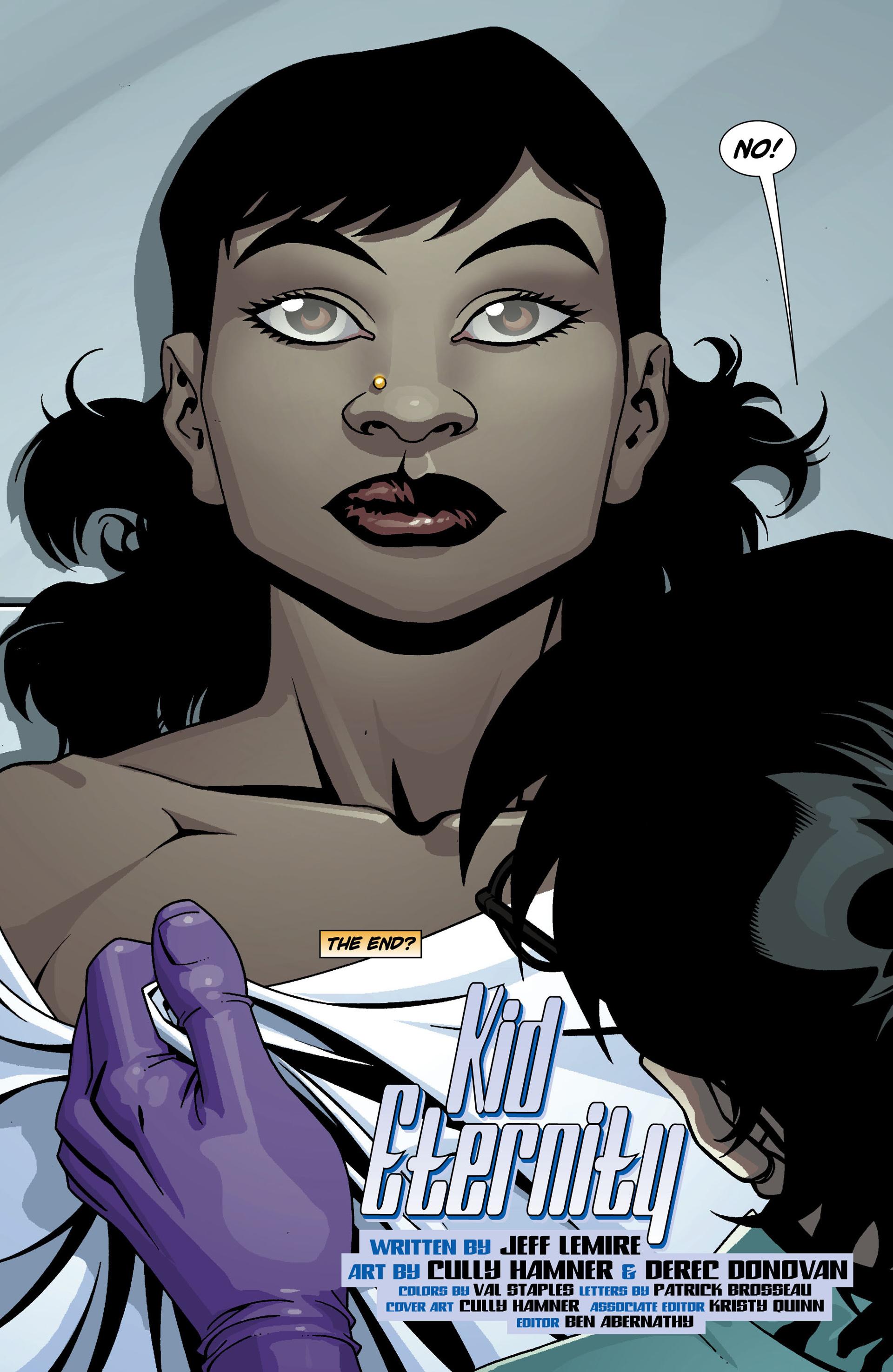 Read online National Comics: Eternity comic -  Issue # Full - 32