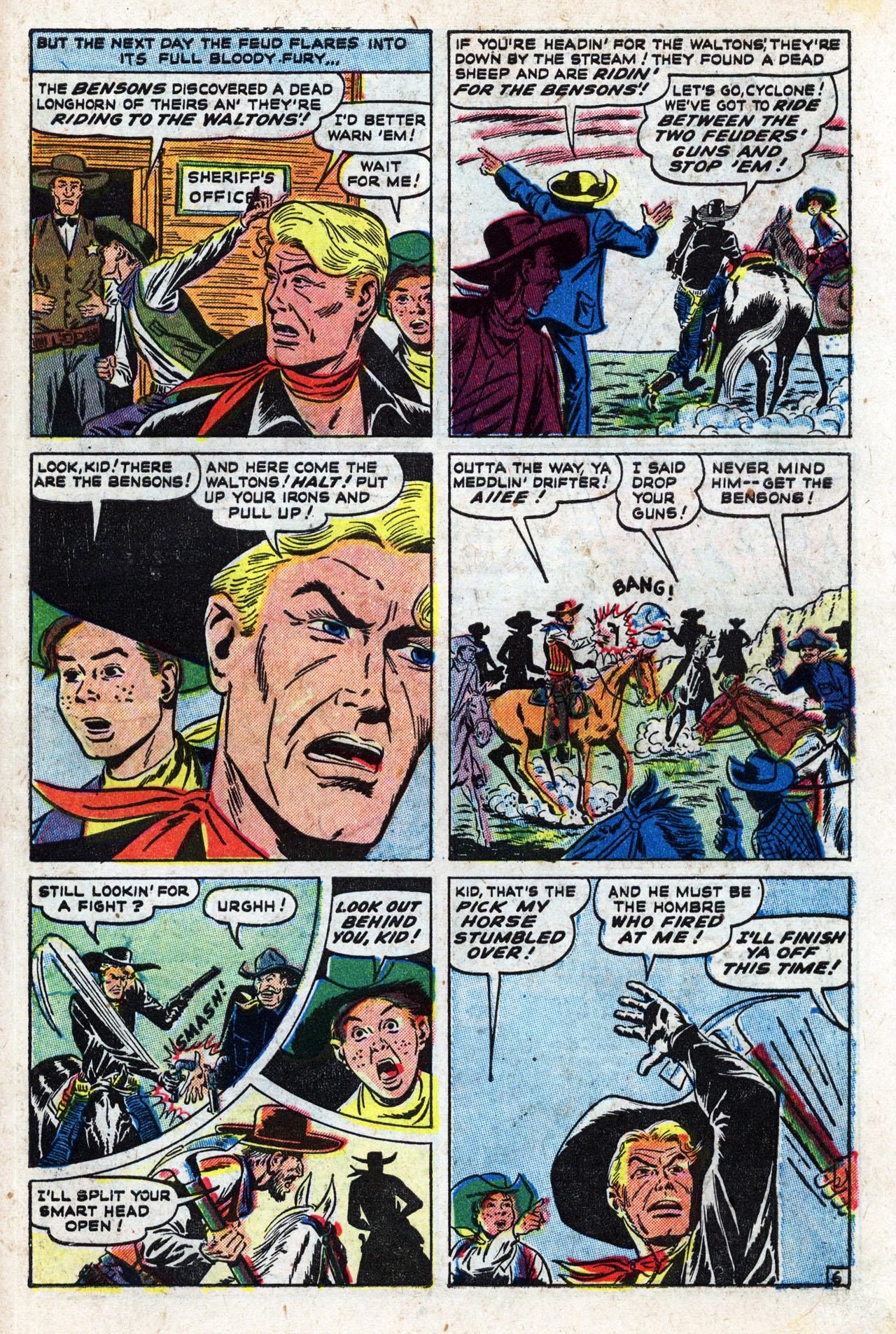 Read online Two-Gun Kid comic -  Issue #10 - 45