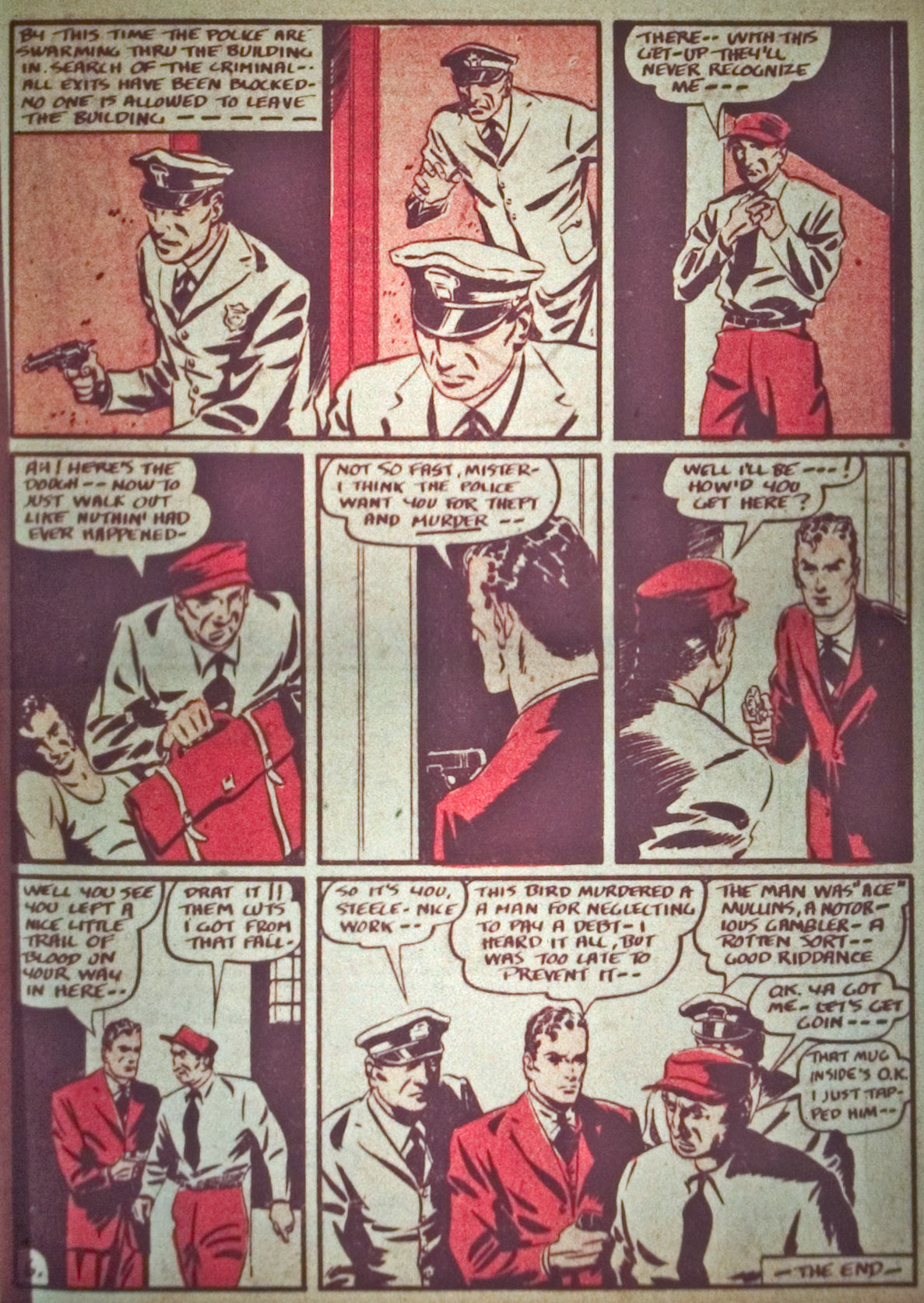 Detective Comics (1937) 29 Page 20